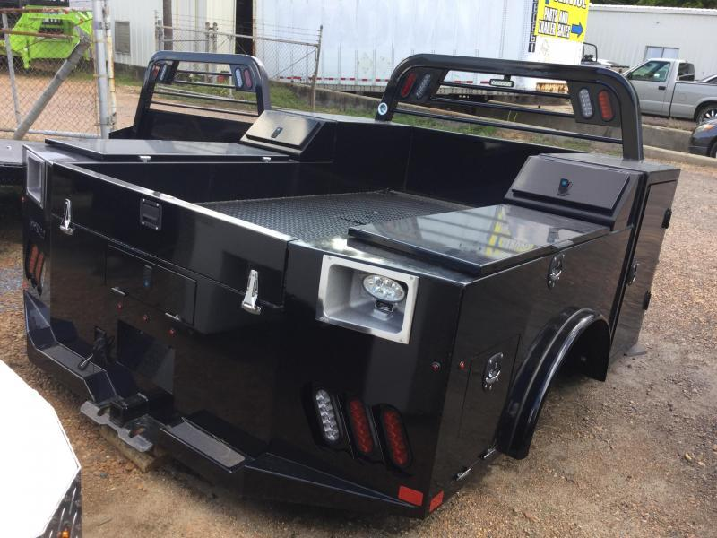2018 Norstar SD Bed Dodge Dually