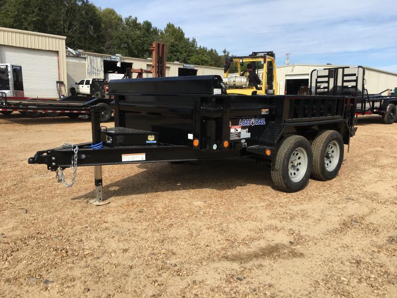 2019 Load Trail 6 x 10 Dump Trailer 7K GVWR