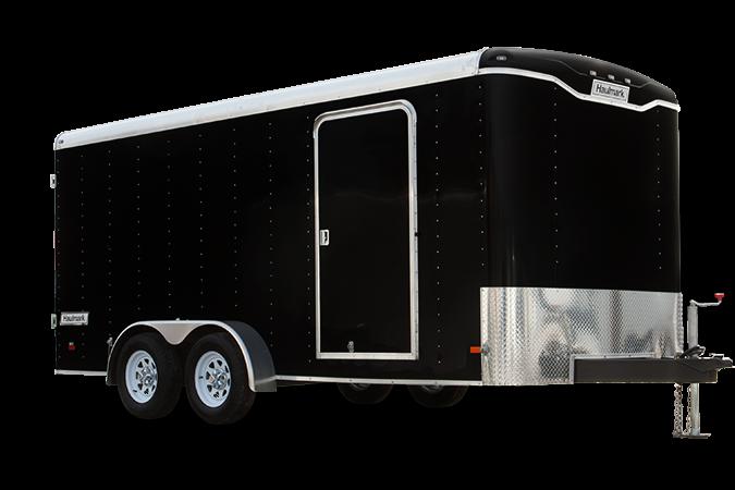 2017 Haulmark KD7X18WT2 Enclosed Cargo Trailer