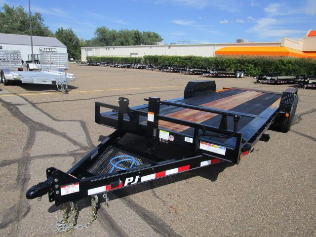 2019 PJ Trailers 22' HD Equipment Tilt 6