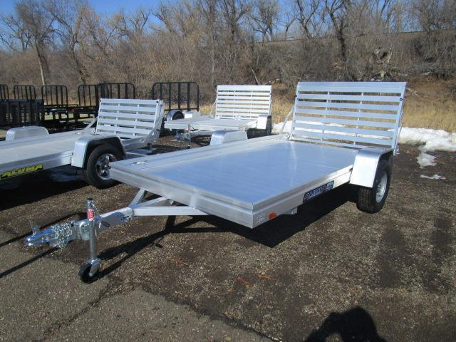 2019 Aluma 7812 Edge Series Utility Trailer