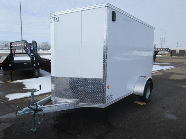 2018 EZ Hauler EZEC6X10 Enclosed Cargo Trailer S009213
