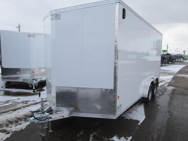 2018 EZ Hauler EZEC7.5X16 Enclosed Cargo Trailer-S009397