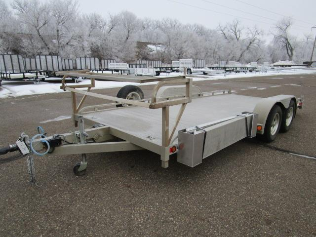 2014 Travel Lite Used Carhauler Utility Trailer