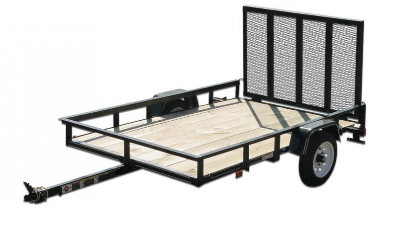 2016 Carry-On 5X8GW2K Utility Trailer