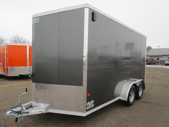2018 EZ Hauler EZEX7X14 Enclosed Cargo Trailer