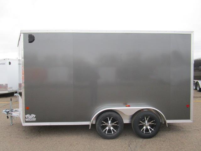 2018 EZ Hauler EZEC7X14 Enclosed Cargo Trailer