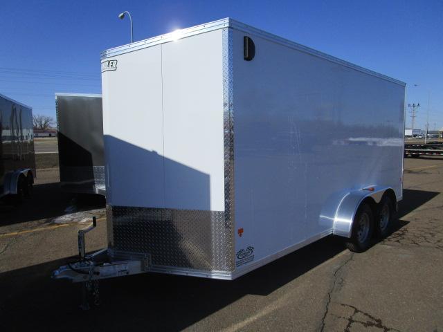2018 EZ Hauler EZEX7X16 Enclosed Cargo Trailer