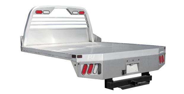 2018 PJ Truck Beds ALGB-01844242 Truck Bed