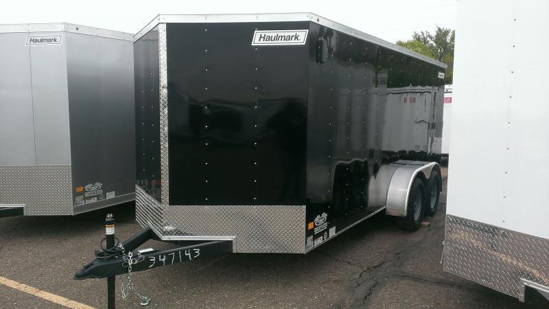 2017 Haulmark HMVG716T Enclosed Cargo Trailer 3000 Series