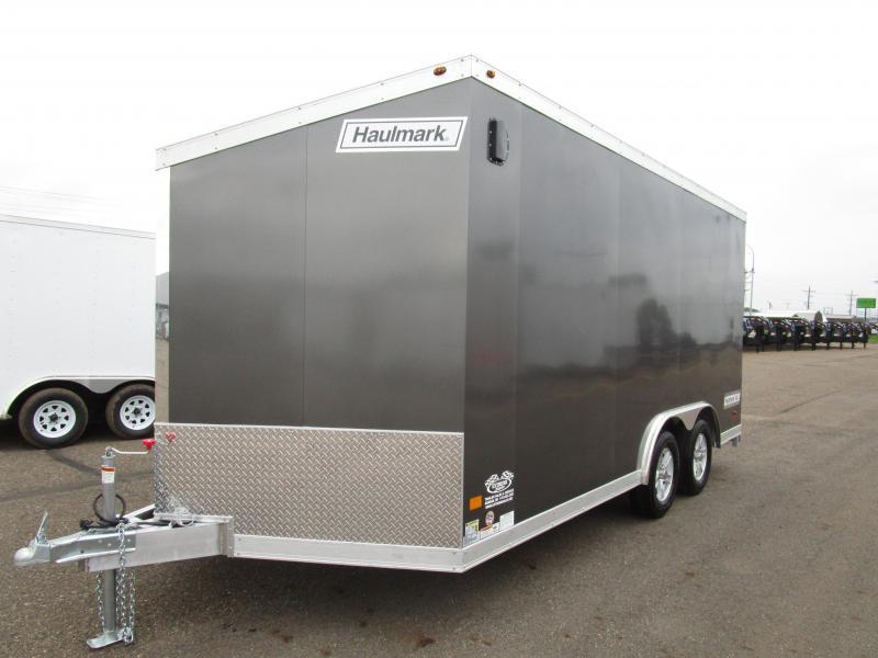 2018 Haulmark HAUV85X16WT2 Enclosed Cargo Trailer