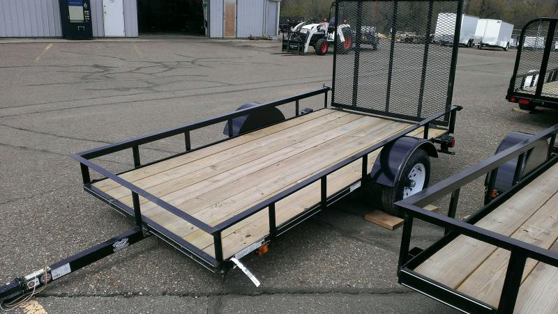 2017 Carry-On 5X10GW2K Utility Trailer
