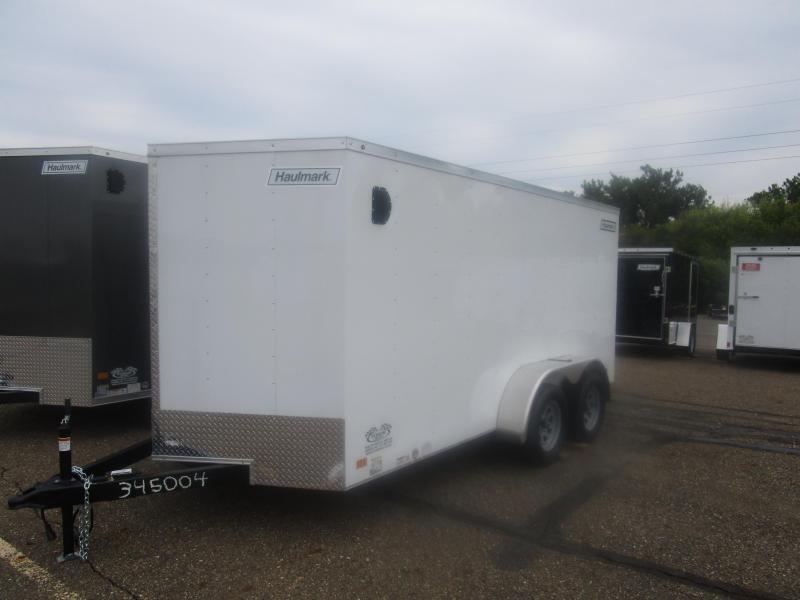 2017 Haulmark HMVG714T Enclosed Cargo Trailer 3000 Series