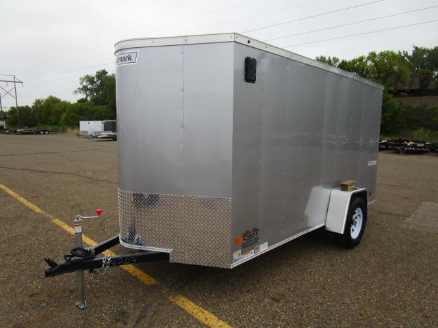 2019 Haulmark PPT6X12DS2 Enclosed Cargo Trailer