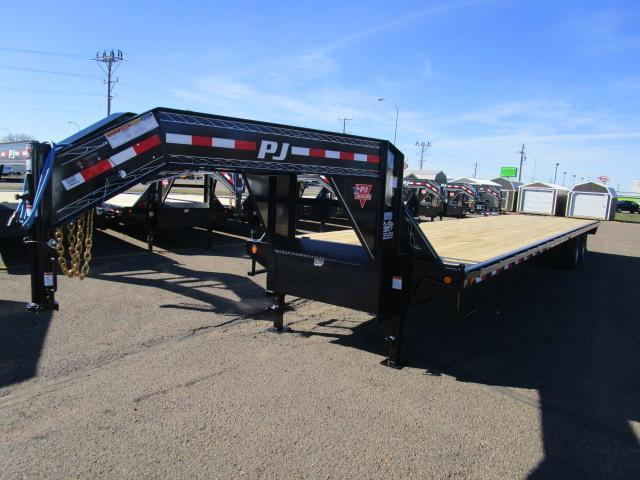2018 PJ Trailers 40' Classic Flatdeck with Duals Trailer