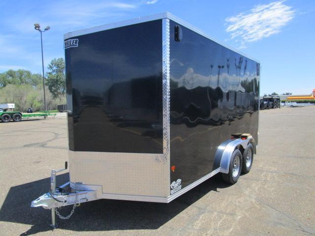 2018 EZ Hauler EZEX7.5X14 Enclosed Cargo Trailer-S009210