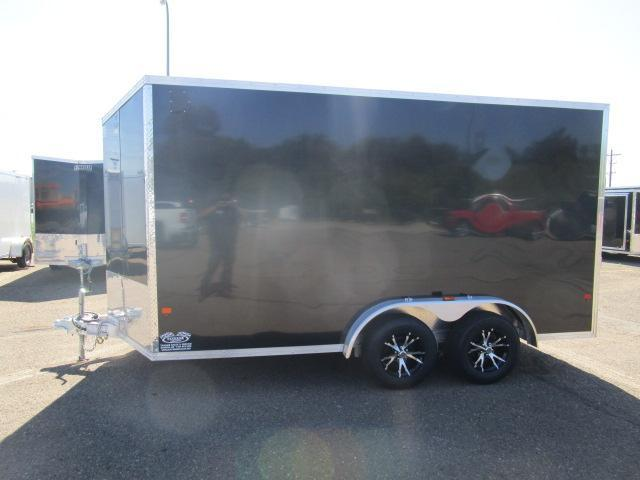 2018 EZ Hauler EZEX7.5X14 Enclosed Cargo Trailer-S009210