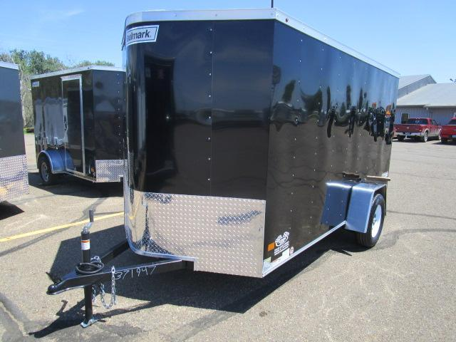 2018 Haulmark PPT6X12DS2 Enclosed Cargo Trailer