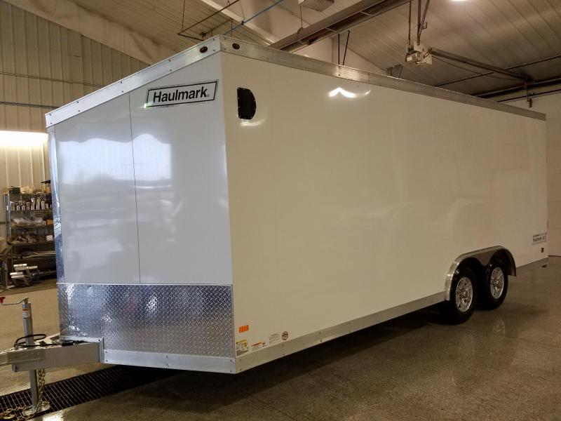 2017 Haulmark HAUV85X20WT3 Enclosed Cargo Trailer