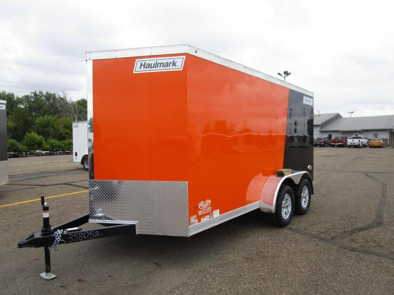 2018 Haulmark HMVG714T Enclosed Cargo Trailer 7000 Series