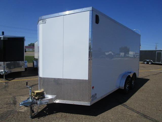 2018 EZ Hauler EZEC7.5X16 Enclosed Cargo Trailer-S009397