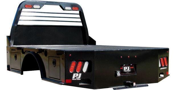 2018 PJ Truck Beds GS-04948434SD Truck Bed