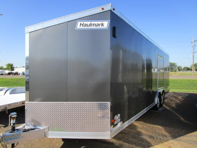 2017 Haulmark HAUV85X24WT3  Enclosed Cargo/Car Hauler Trailer