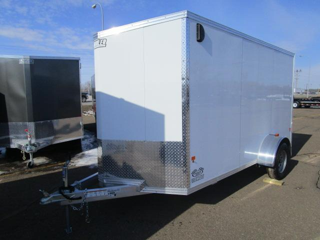 2018 EZ Hauler EZEC6X12 Enclosed Cargo Trailer S009284