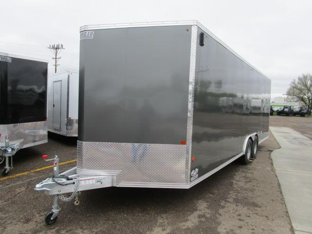 2018 EZ Hauler EZEC8X24CH-IF Enclosed Trailer S009314