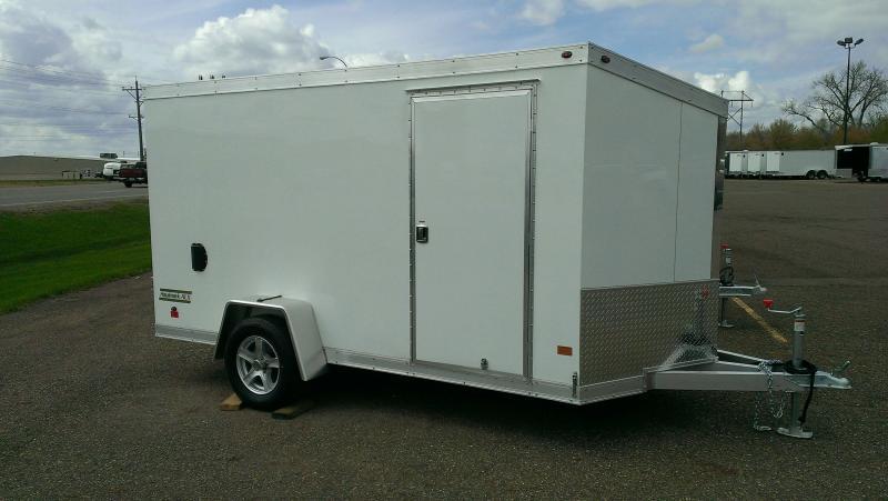 2017 Haulmark HAUV6X12DS  Enclosed Cargo Trailer