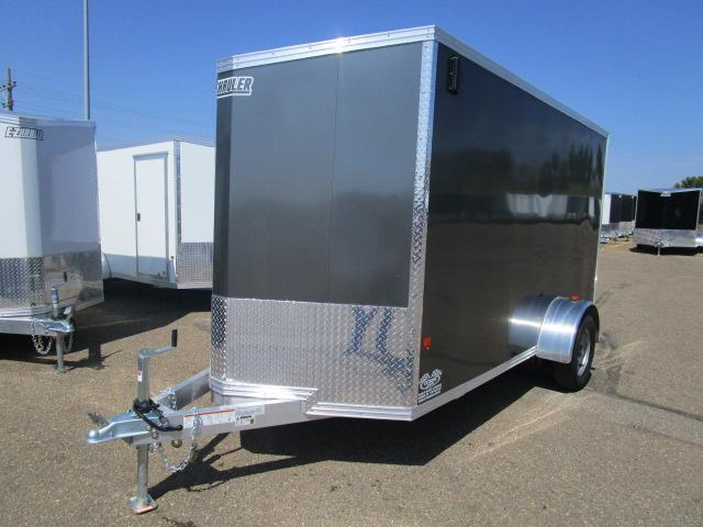 2018 EZ Hauler EZEC6X12 Enclosed Cargo Trailer S009284