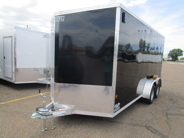2018 EZ Hauler EZEC7X16 Enclosed Cargo Trailer
