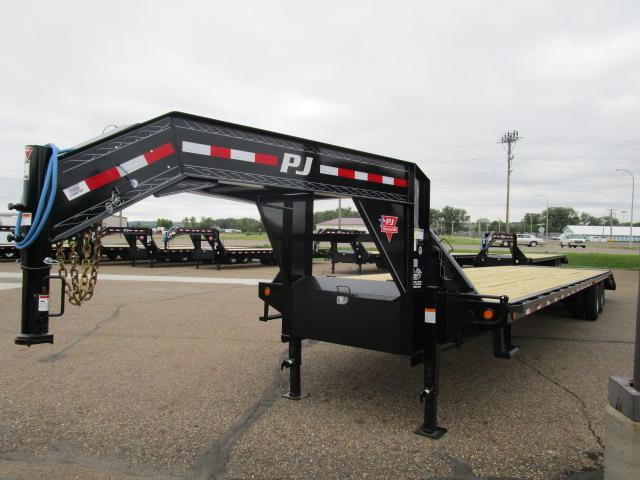 2019 PJ Trailers 40' Classic Flatdeck with Duals Trailer