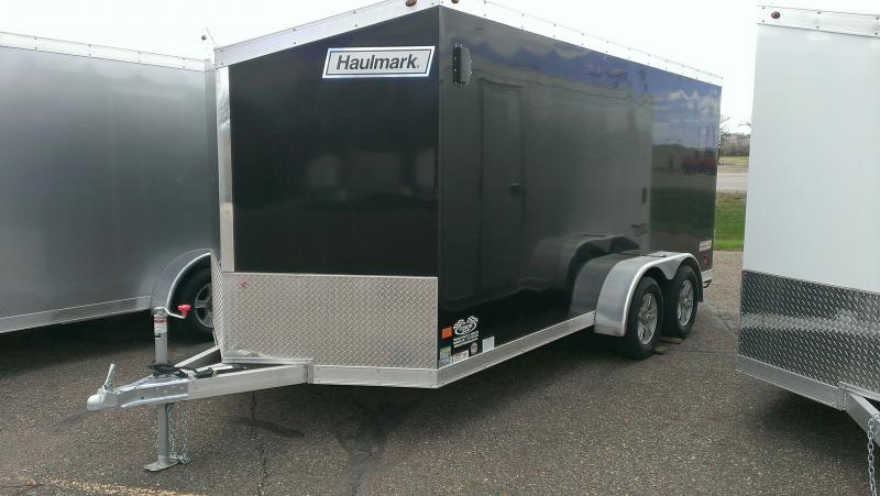 2017 Haulmark HAUV7X16WT2  Enclosed Cargo Trailer