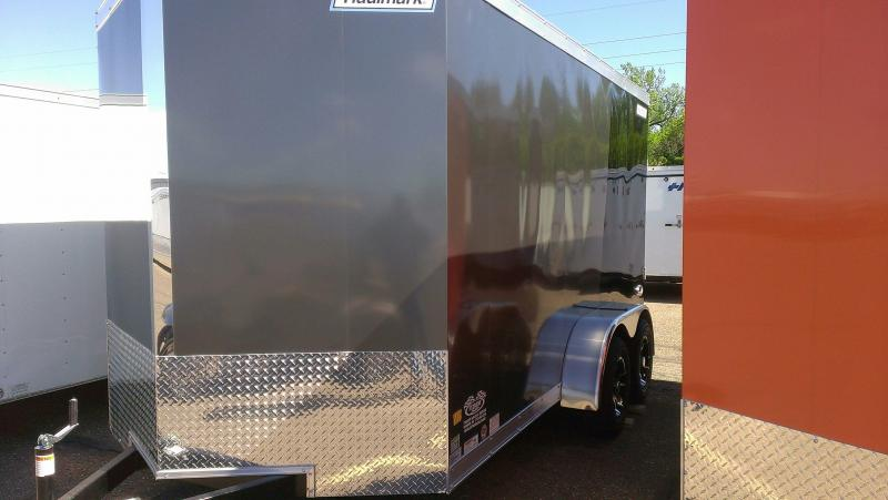 2017 Haulmark HMVG714T Enclosed Cargo Trailer 7000 Series