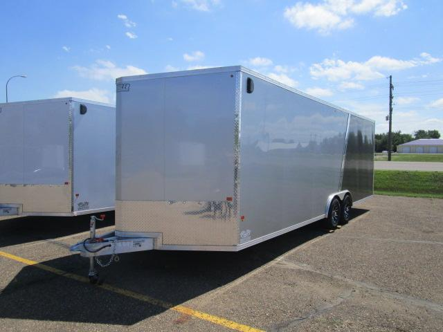 2018 EZ Hauler EZEC8X24CH-IF Enclosed Trailer S009412
