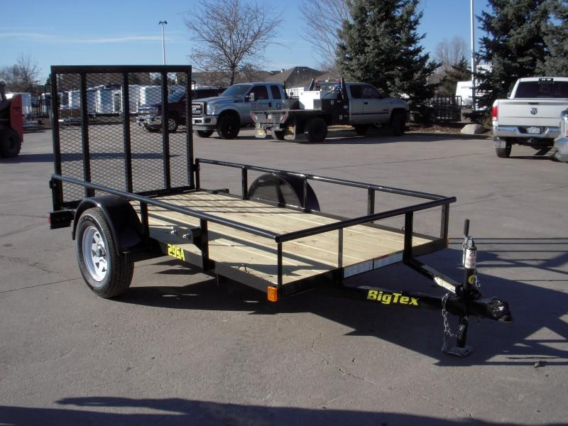 2018 Big Tex Trailers 29SA-10BK Utility Trailer