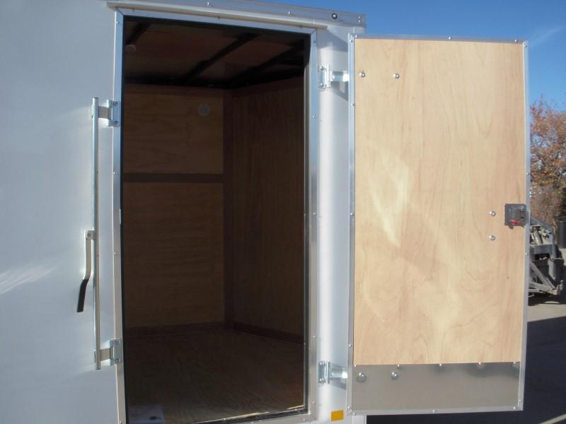 2018 CONTINENTAL CARGO TXEHW716TA2 Enclosed Cargo Trailer