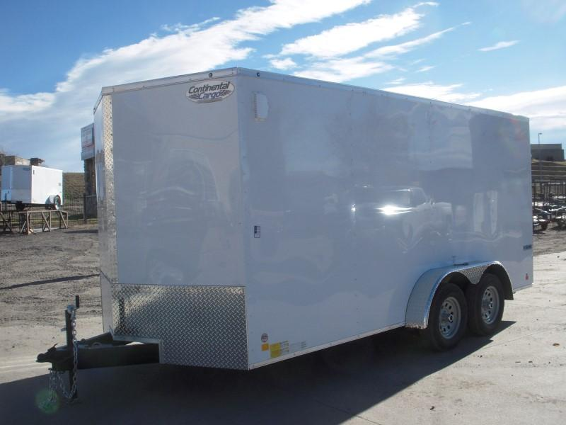 2018 Other TXEHW716TA2 Enclosed Cargo Trailer