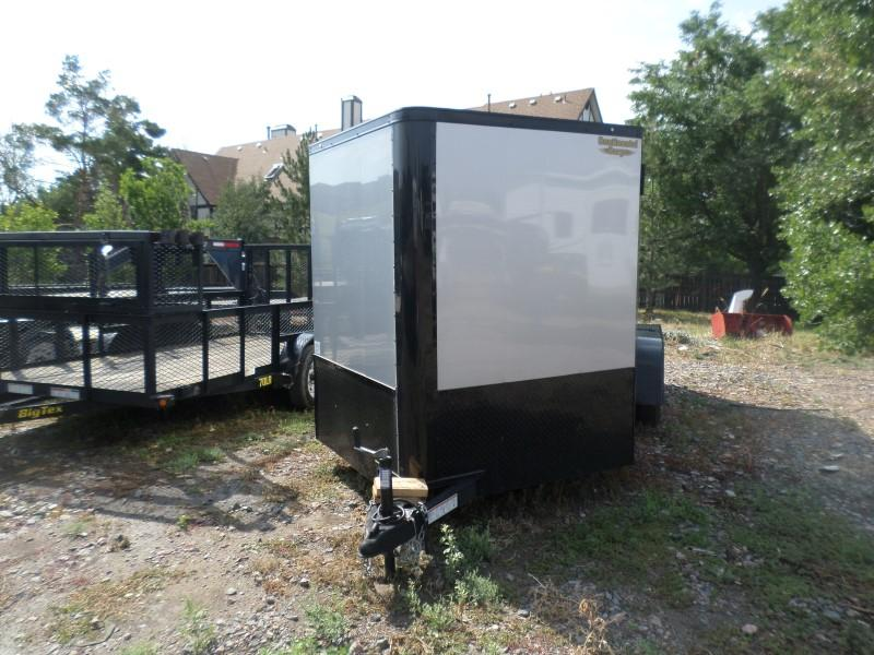 2018 FORR  Enclosed Cargo Trailer