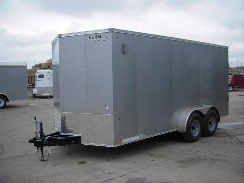 2018 Look Trailers STLC 7X16 TE3 Enclosed Cargo Trailer