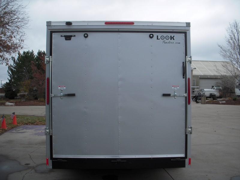 2018 Look Trailers STLC 7X16 TE3 Enclosed Cargo Trailer