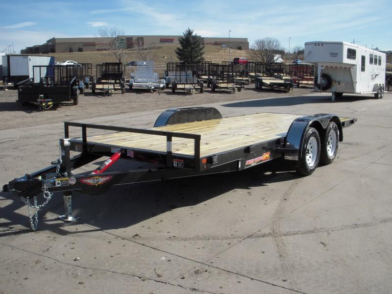 2018 Other H8218MX-070 Flatbed Trailer
