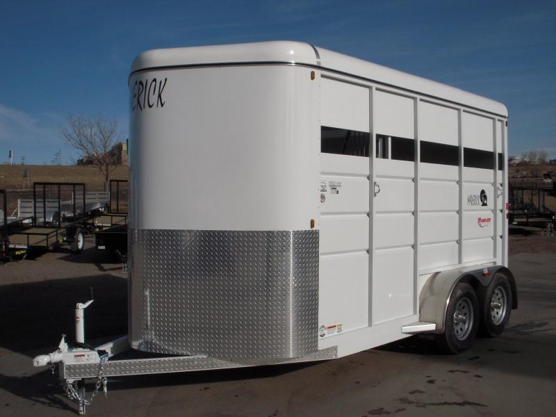 2018 Maverick MAV2HS-7K Horse Trailer