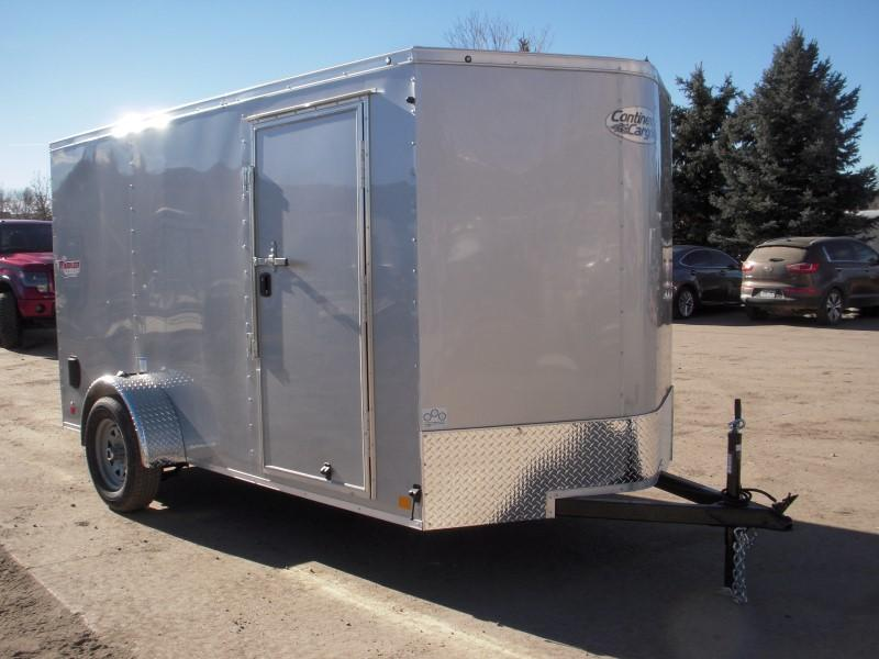 2019 CONTINENTAL CARGO TXLVVH612SA Enclosed Cargo Trailer