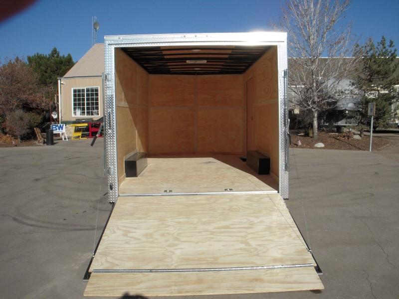 2018 CONTINENTAL CARGO TXVHW8.518TA3 Enclosed Cargo Trailer