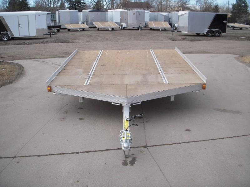 2018 FLOE INTERNATIONAL UT-AC-10R Flatbed Trailer