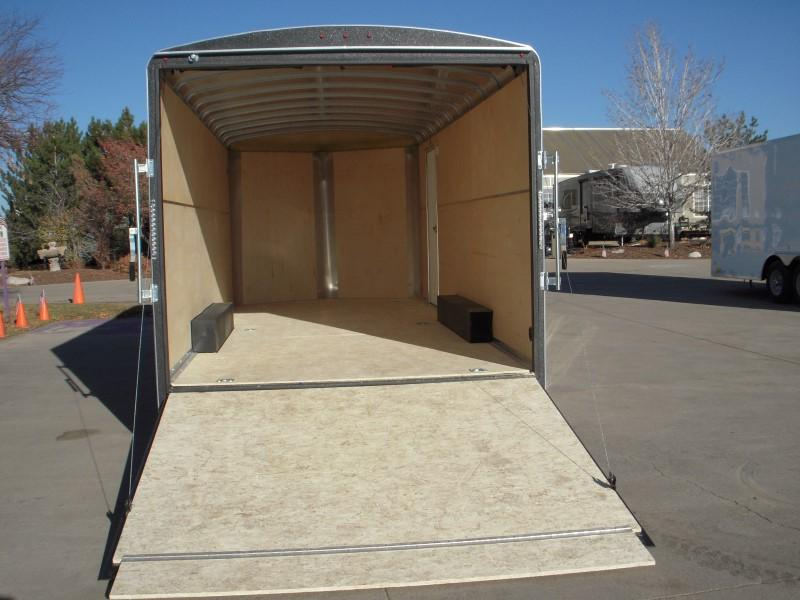 2018 H&H H10120TCAV-100 Enclosed Cargo Trailer