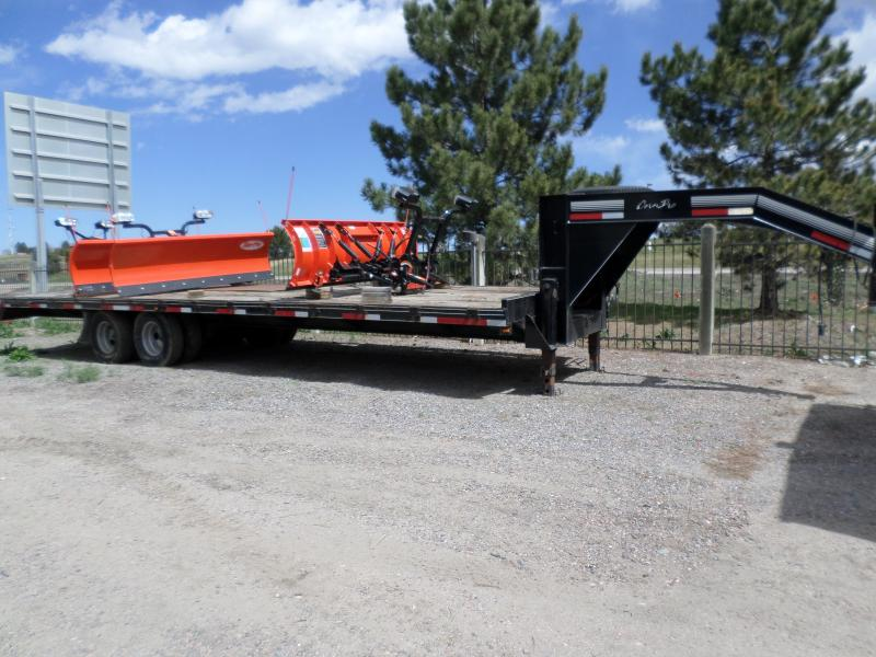 2005 CornPro Trailers 24+5 GN Flatbed Flatbed Trailer