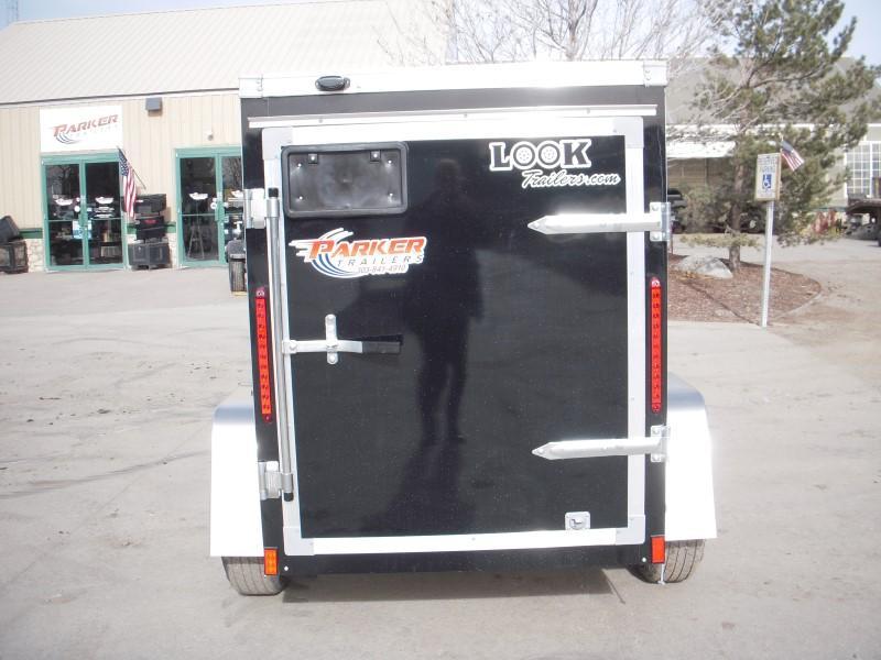 2018 Look Trailers STLC 4X6 SI2 Enclosed Cargo Trailer